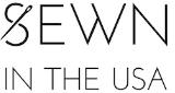 Sewn in the USA store logo
