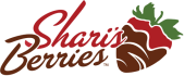 Shari's Berries store logo