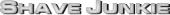 Shave Junkie store logo