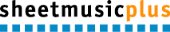 Sheet Music Plus store logo