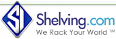Shelving.com store logo