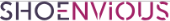 Shoenvious store logo