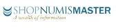 Shop Numismaster store logo
