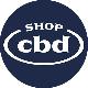 ShopCBD store logo