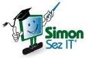 Simon Sez IT store logo