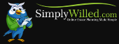 SimplyWilled.com store logo
