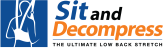 Sit and Decompress store logo