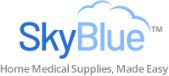 SkyBlue.com store logo