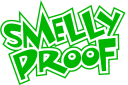Smelly Proof store logo