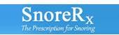 snorerx store logo