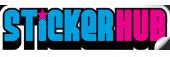 Sticker Hub store logo