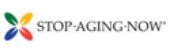 Stop Aging Now store logo
