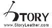 StoryLeather store logo