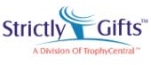 Strictly Gifts store logo