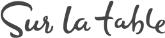 Sur La Table store logo