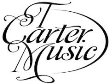 T Carter Music store logo