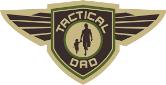 Tactical Dad Packs store logo