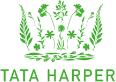 Tata Harper store logo