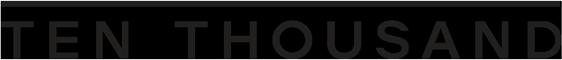Ten Thousand store logo