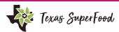 Texas Superfood store logo