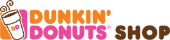 The Dunkin' Donuts Shop store logo