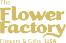 The Flower Factory store logo