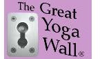 The Great Yoga Wall store logo