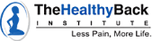 The Healthy Back Institute store logo