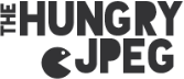 The Hungry JPEG store logo