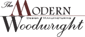 The Modern Woodwright store logo