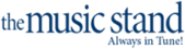 The Music Stand store logo