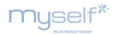 The Myself Trainer store logo