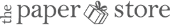 The Paper Store store logo