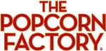 The Popcorn Factory store logo