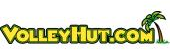 The Volley Hut store logo