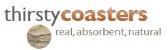 Thirstycoasters store logo