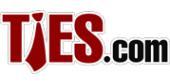 Ties.com store logo