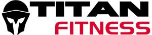 Titan Fitness store logo