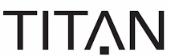 Titan Luggage store logo