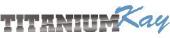 Titanium Kay store logo