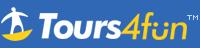 Tours4Fun store logo
