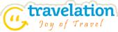 Travelation store logo