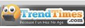 Trend Times Toys store logo