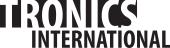 Tronics International store logo