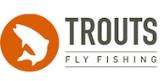 Trouts Fly Fishing store logo
