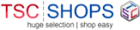 TSCShops store logo
