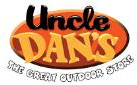 Uncle Dan's The Great Outdoor Store store logo