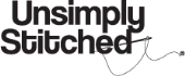 Unsimply Stitched store logo