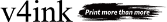 v4ink store logo
