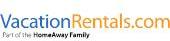 VacationRentals.com store logo